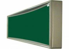 弧形教学黑板/弧形绿板