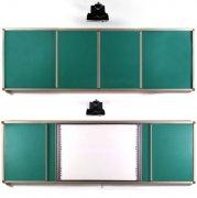 四合一、二合一组合式推拉黑板